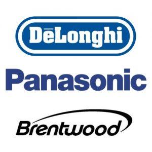 Logo Delonghi Panasonic Brentwood