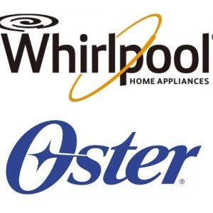 Logo Whirlpool Oster