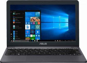 ASUS 11.6 HD Laptop - Intel Processor, 4GB RAM, 32GB eMMC Flash Memory, HDMI, Bluetooth, Windows 10