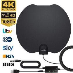 Antenne intérieure TV 59€