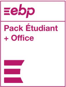 EBP Pack Etudiant + Office