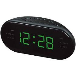 Higger Réveil numérique LED-Radio AM FM 35€