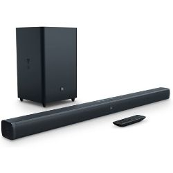 JBL Bar 2.1 - Channel Soundbar with Wireless Subwoofer 299€