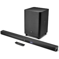 JBL Bar 3.1 Home Theater System with Soundbar & Wireless Subwoofer 499€