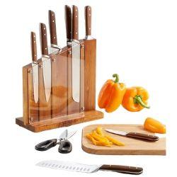 Set couteaux avec planche KKFWO11WN 169€
