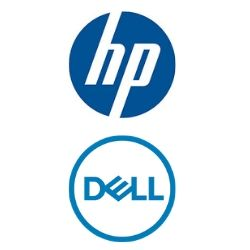 Logo HP Dell