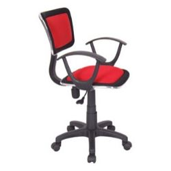 Manager Chair red with Arm 79€