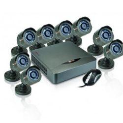Kit 8 Cameras surveillance Nexxt Xpy8008 359€