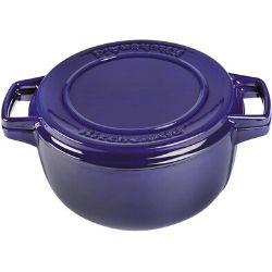 Casserole Cast iron Kitchen Aid KCP140CRFU 99€