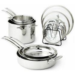 Set casserole Cuisinart 11 pièces N91-11 229€
