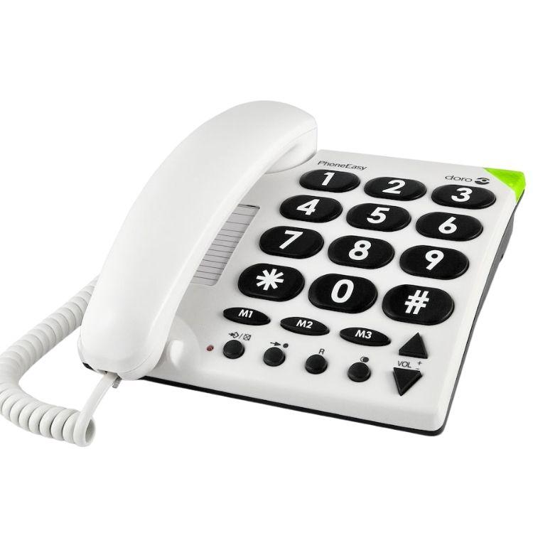 Téléphone DORO PhoneEasy 311C 34€
