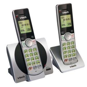 Téléphone Vtech CS6919-2 110V 79€