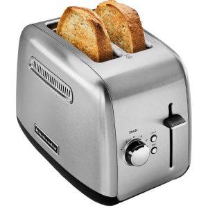 Toaster 2-slices KitchenAid Stainless Steel KMT2115SX 69€
