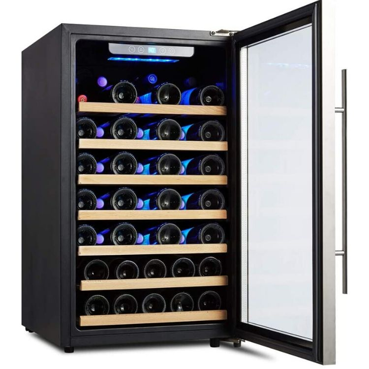 wine cooler 50 bouteilles