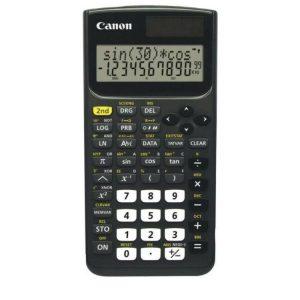 Calculatrice scientifique Canon F-730SX 19€