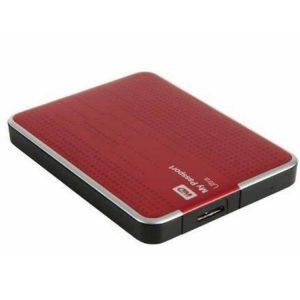 Disque dur externe 1TB 2.5 WD My Passport 99€