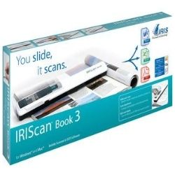 IRIS SCAN BOOK 159€