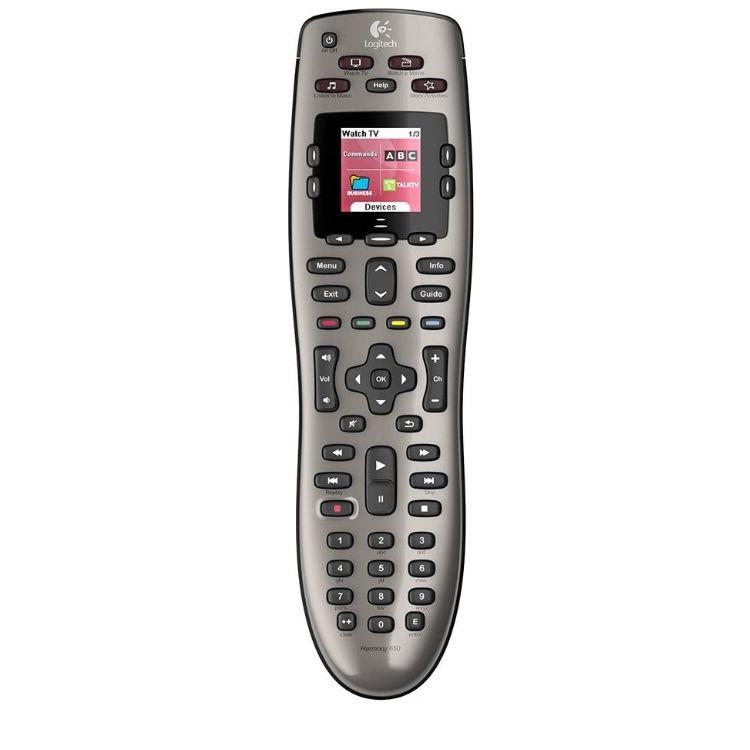 Télécommande Logitech Harmony 650 69€