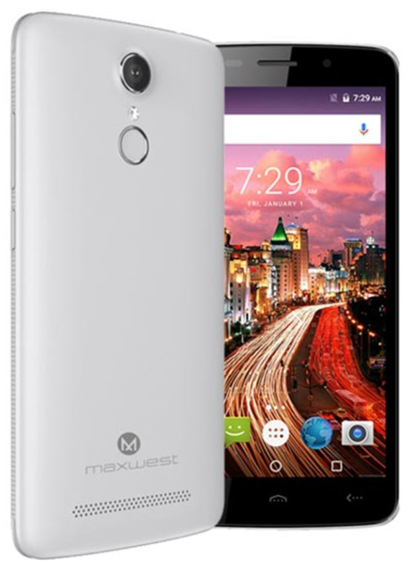 Téléphone Maxwest NITRO 55 LTE 199€