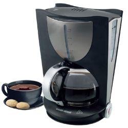 machine à café Black & Decker 800W 12 tasses K-DCM80-B5 89€