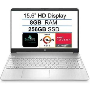 HP AMD Athlon Gold 3150U up to 3.3 GHz 15.6 256SSD GB