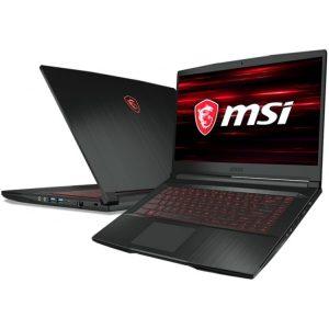 MSI Gaming laptop Intel Core i7 - 512GB SSD - NVIDIA GeForce GTX 1650 Max-Q avec 4 Go 1199€