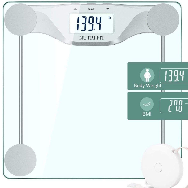 pèse personne électronique NutriFit