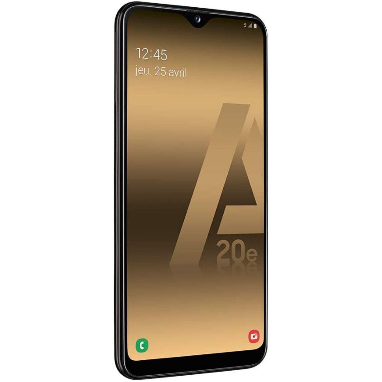 Smartphone Samsung Galaxy A20e 2 supports de SIM