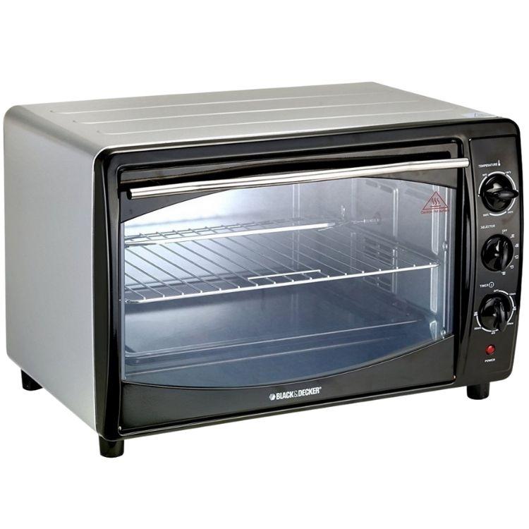 Toaster oven Black & Decker 42L K-BD-TRO60 239€